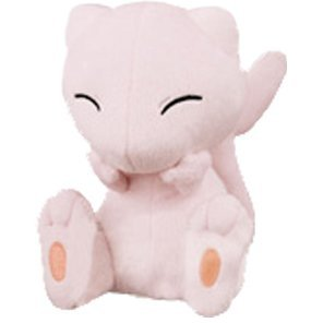 Pocket Monsters Plush: I Love Mew Laughing Ver.
