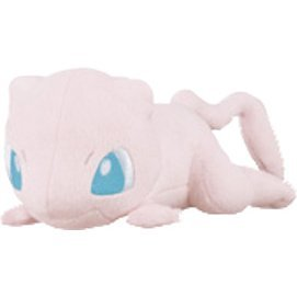 Pocket Monsters Plush: I Love Mew Sleepy Ver.