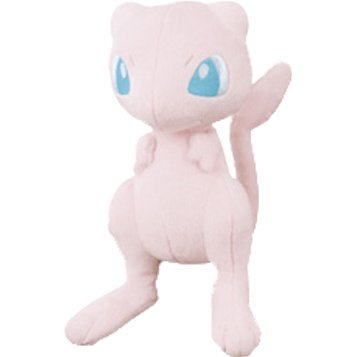 Pocket Monsters Plush: I Love Mew Standing Ver.