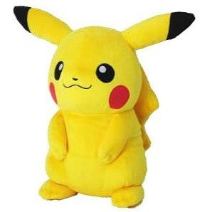 Pocket Monsters Plush: PP01 Pikachu (S)