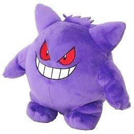Pocket Monsters Plush: PP06 Gengar (S)