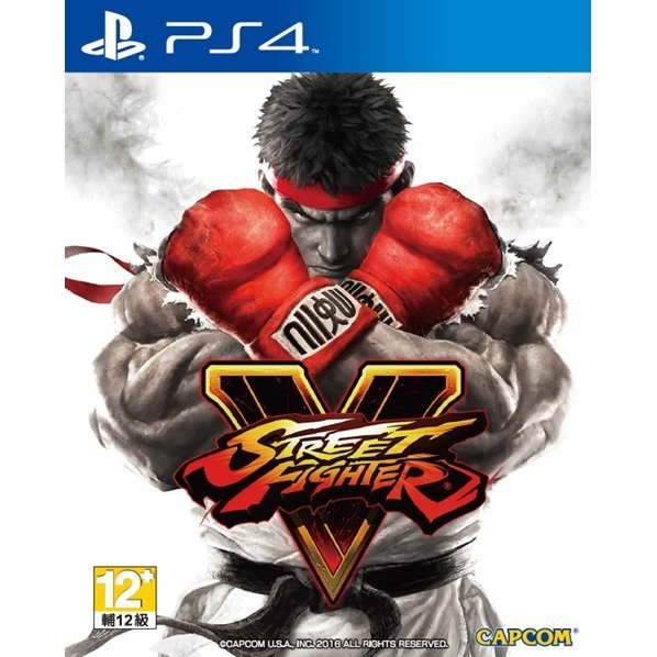Street Fighter V (Multi-Language)