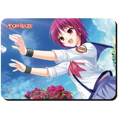 Angel Beats! -1st beat- Mouse Pad: D Iwasawa