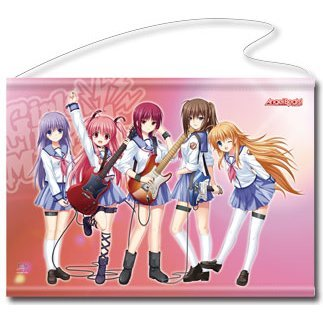 Angel Beats! -1st beat- Wall Scroll: D Girl Dead Monster