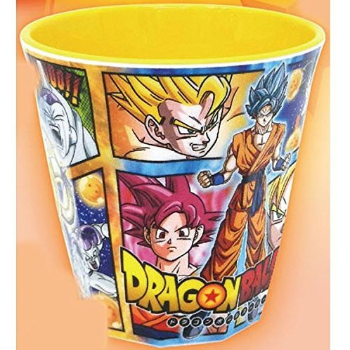 Dragon Ball Super Ver. 2 Melamine Cup: Yellow