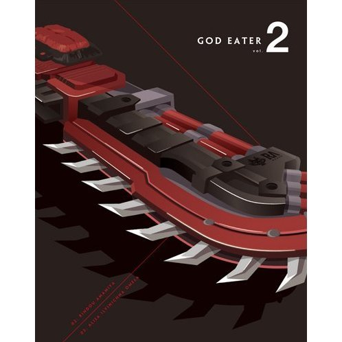 God Eater Vol.2 [Blu-ray+CD Limited Edition]