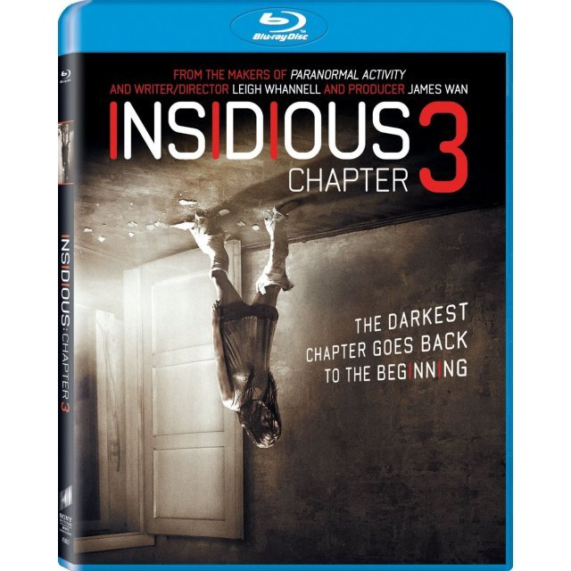 Insidious: Chapter 3 [Blu-ray+UltraViolet]