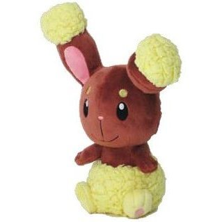 Pocket Monsters Plush: PP11 Buneary (S)