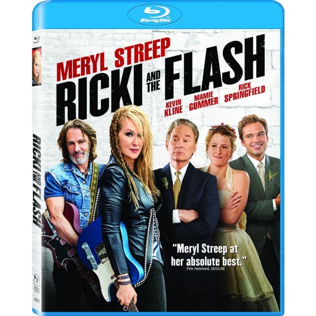 Ricki and the Flash [Blu-ray+UltraViolet]