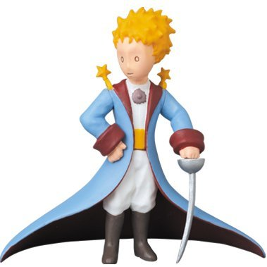 Ultra Detail Figure The Little Prince with Cape Blue