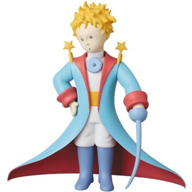 Vinyl Collectible Dolls The Little Prince Blue