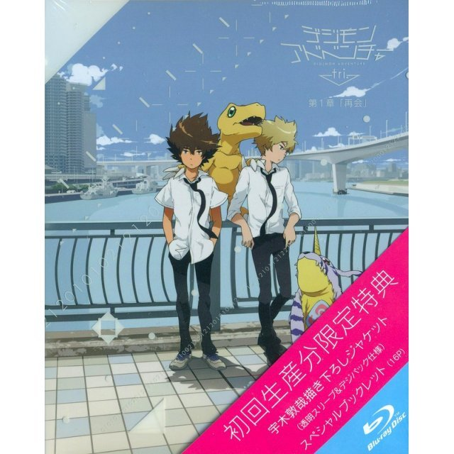 Digimon Adventure Tri. Dai 1 Sho - Saikai