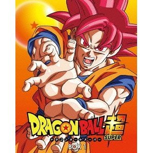 Dragon Ball Super Blu-ray Box Vol.1