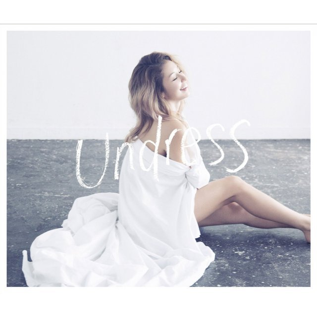Undress [CD+DVD Limited Edition]