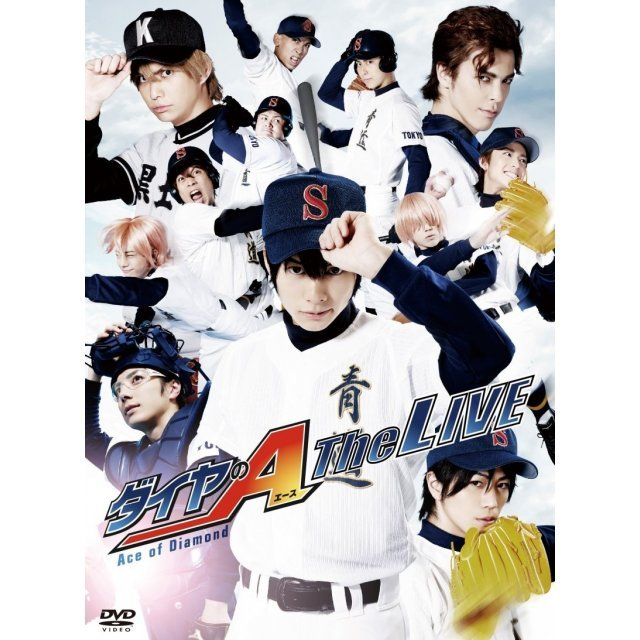Ace Of Diamond The Live [2DVD + CD]