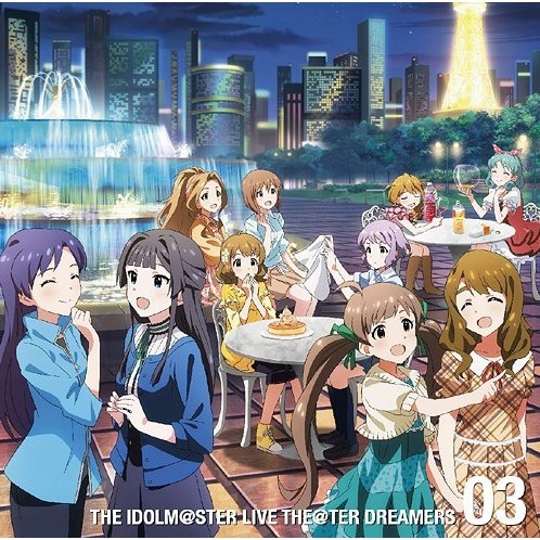 Idolm@ster Live The@ter Dreamers 03
