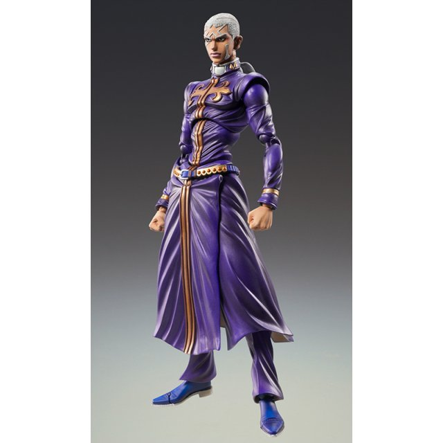 Super Figure JoJo's Bizarre Adventure Part VI No. 77: Enrico Pucci (Hirohiko Araki Specify Color)