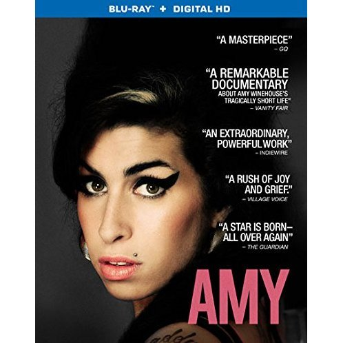 Amy [Blu-ray+Digital Copy]