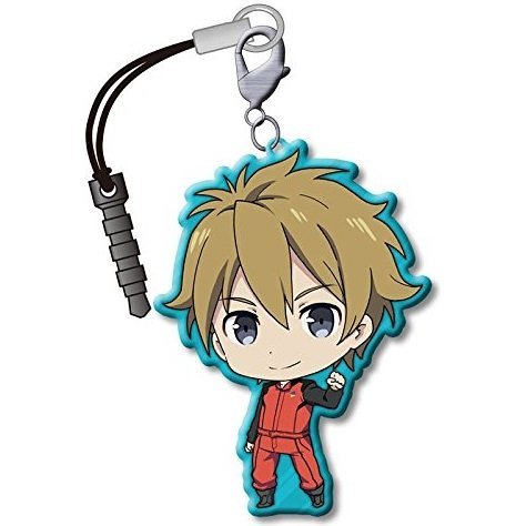 Classroom Crisis Puchikko Trading Metal Charm Strap (Set of 10 pieces)