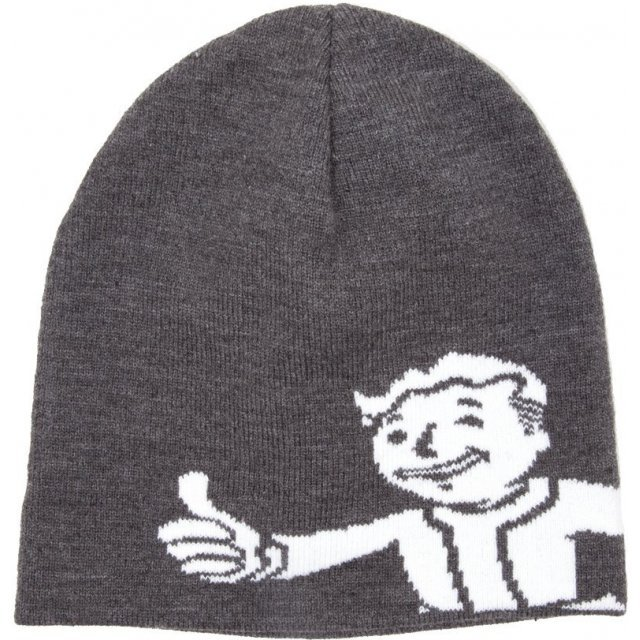 Fallout 4 Vault Boy Thumbs Up Beanie