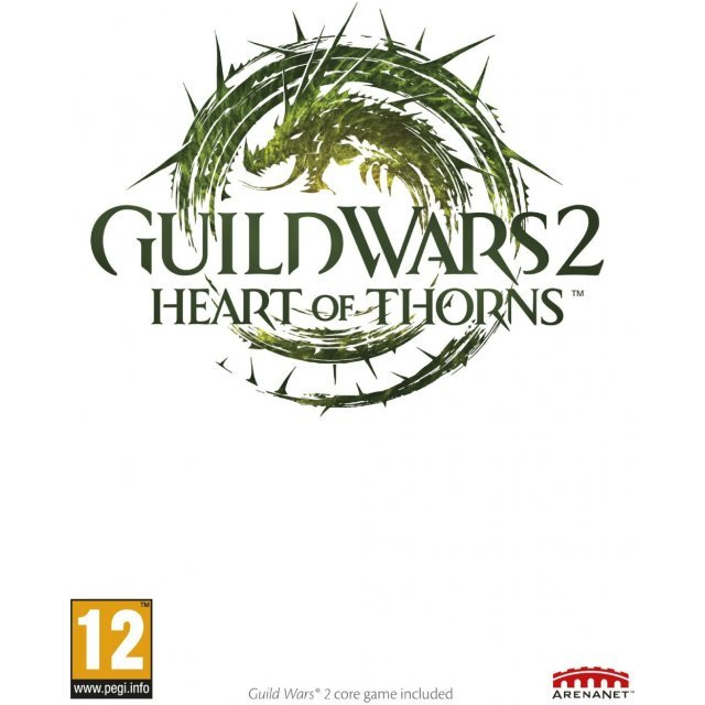 Guild Wars 2: Heart of Thorns (DVD-ROM)