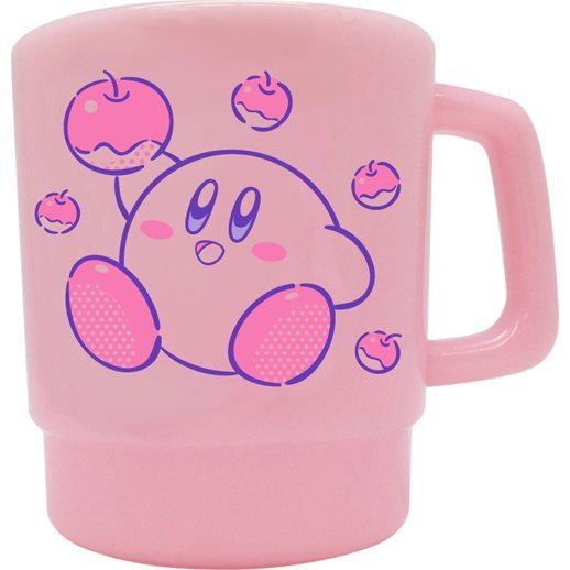 Kirby's Dream Land Stacking Mug: Apple