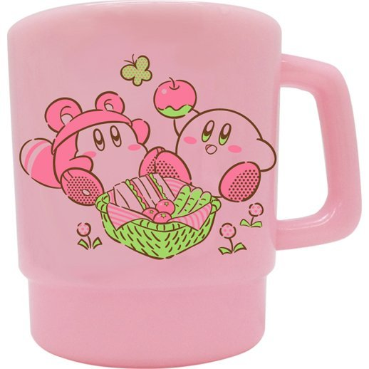 Kirby's Dream Land Stacking Mug: Picnic