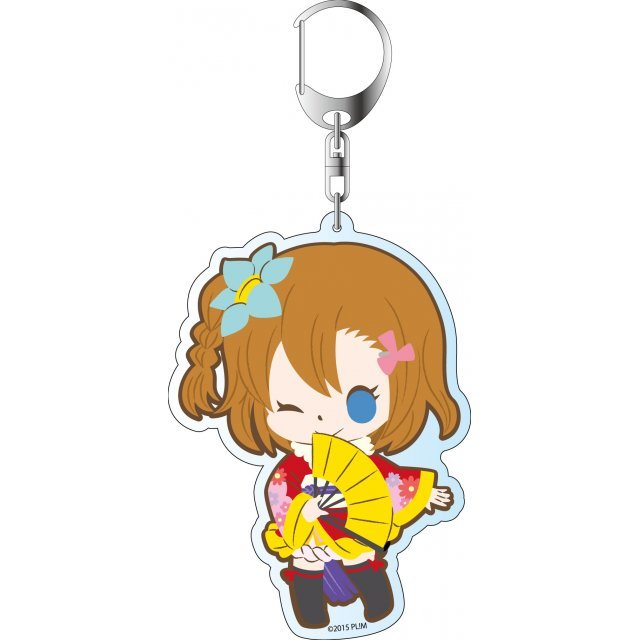 Love Live! The School Idol Movie Big Key Ring: Angelic Angel Ver. Kousaka Honoka