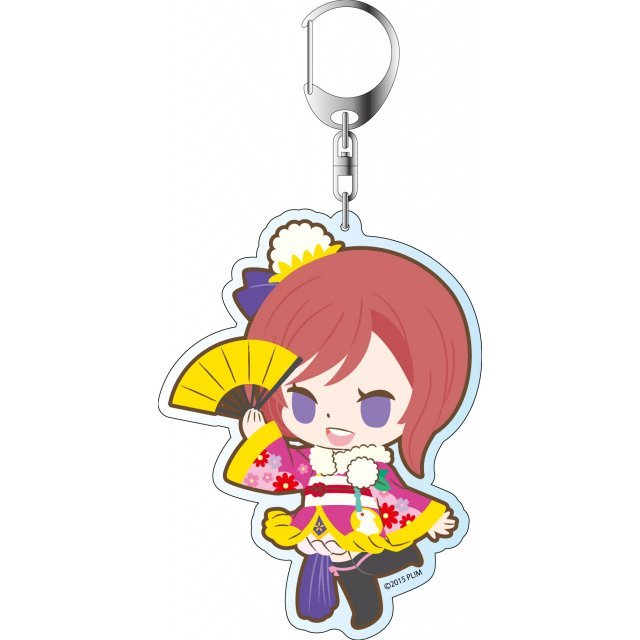 Love Live! The School Idol Movie Big Key Ring: Angelic Angel Ver. Nishikino Maki