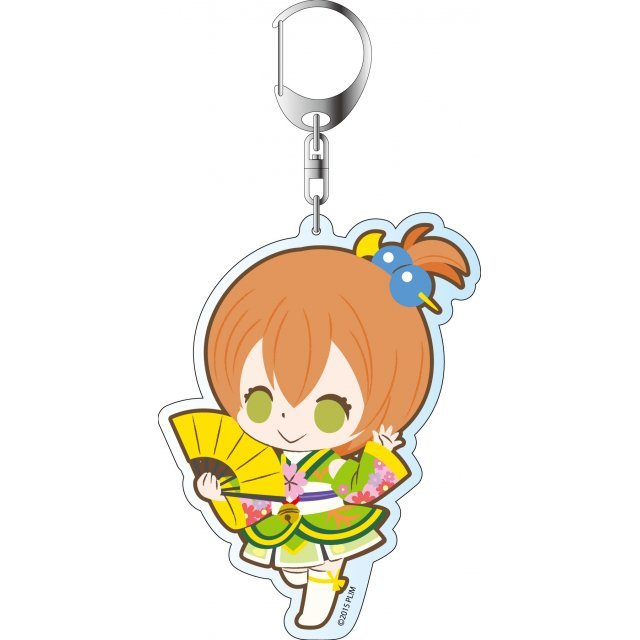 Love Live! The School Idol Movie Big Key Ring: Angelic Angel Ver. Hoshizora Rin