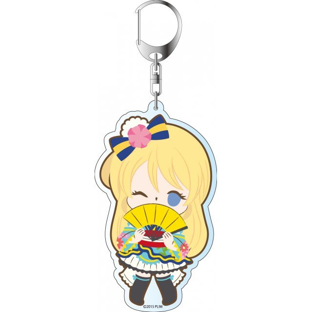 Love Live! The School Idol Movie Big Key Ring: Angelic Angel Ver. Ayase Eri