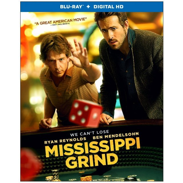 Mississippi Grind [Blu-ray+Digital HD]