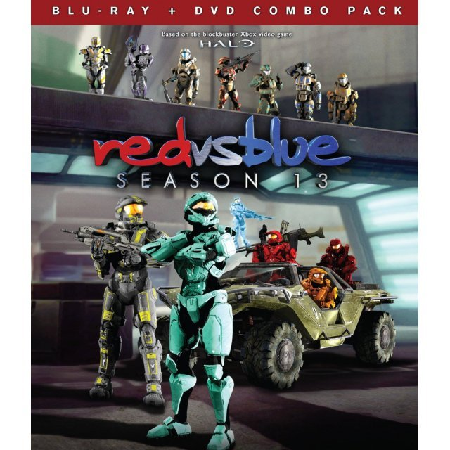 Red vs. Blue: Season 13 [Blu-ray+DVD]