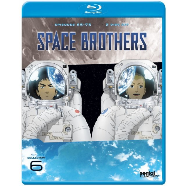 Space Brothers: Collection 6