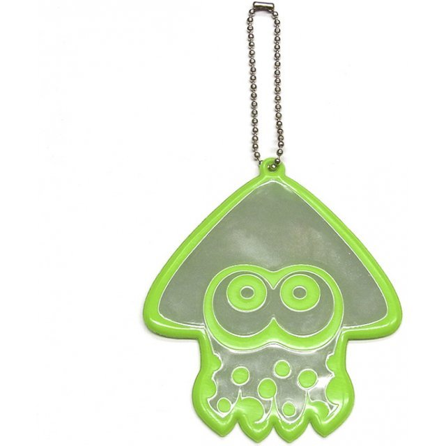 Splatoon Color Reflector Lime Green