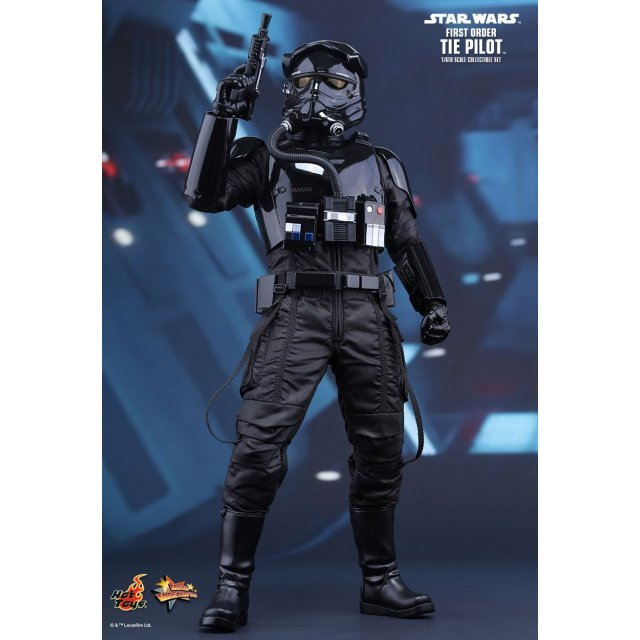 Star Wars The Force Awakens: First Order TIE Pilot
