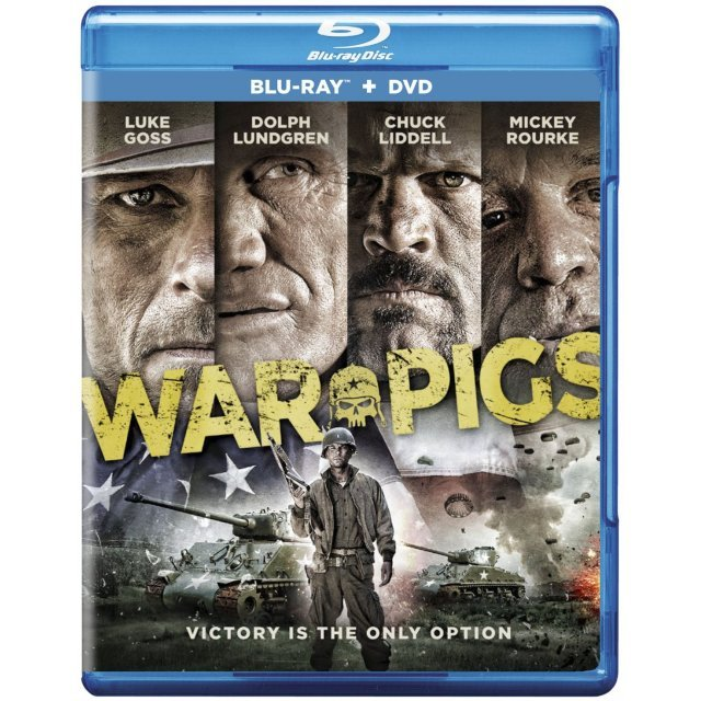 War Pigs [Blu-ray+DVD]