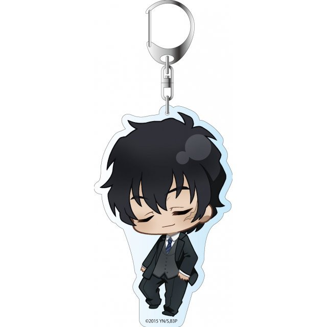 Blood Blockade Battlefront ED Ver. Deka Key Chain: Steven A. Starphase