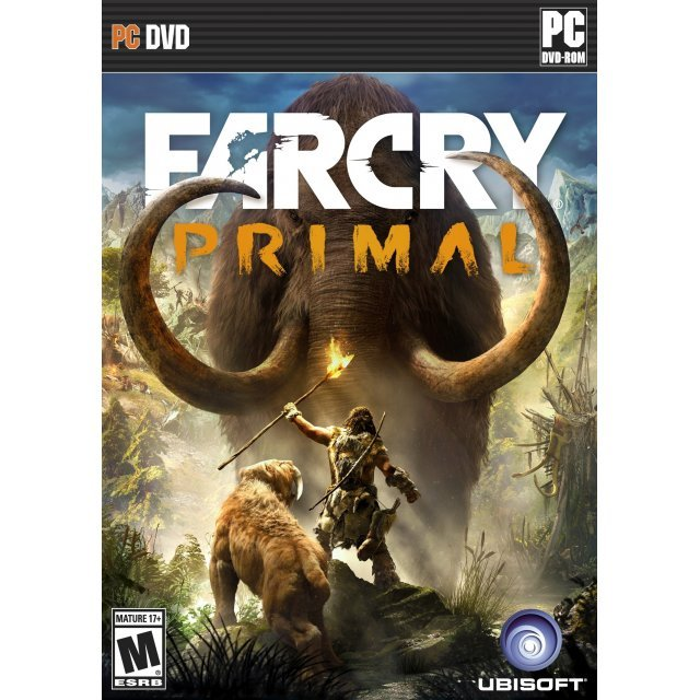 Far Cry Primal (DVD-ROM)
