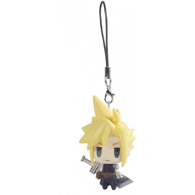 Final Fantasy Mascot Strap: Cloud
