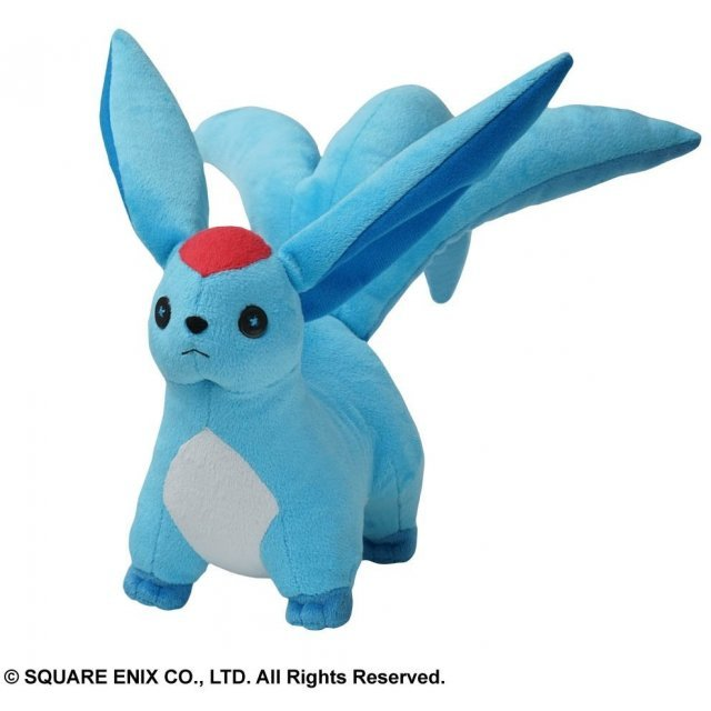 Final Fantasy XIV Heavensward Plush: Emerald Carbuncle
