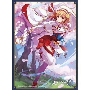 Fire Emblem Cipher Sleeve Collection No. FE14: Sakura