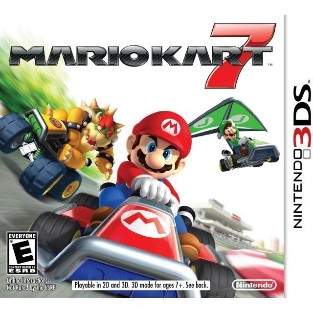 Mario Kart 7 (Download Voucher)