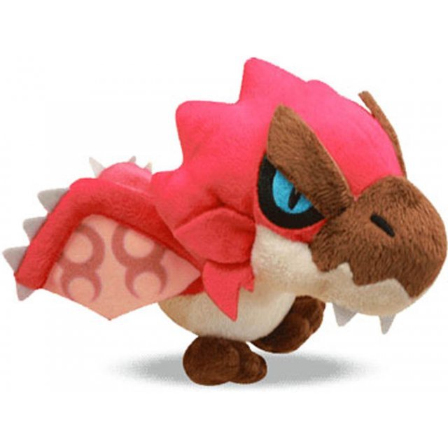 Monster Hunter Monster Plush L: Lioleaus