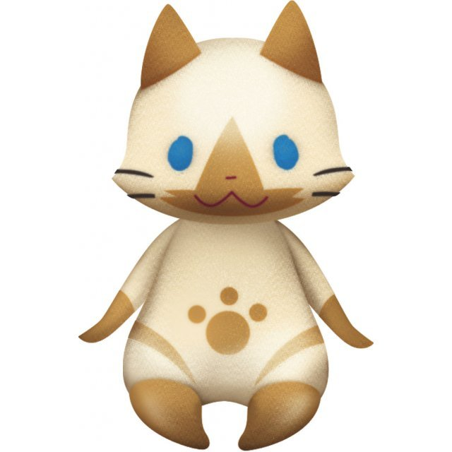 Monster Hunter Monster Plush L: MHX Airou