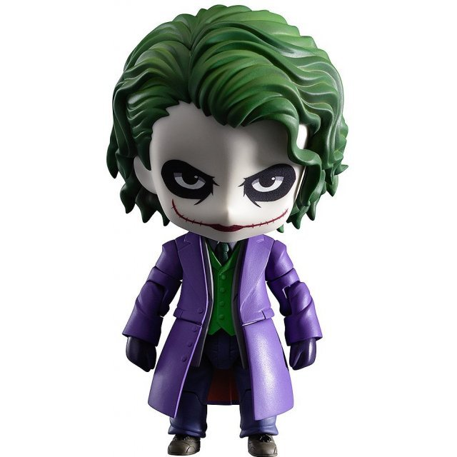 Nendoroid No. 566 The Dark Knight: Joker Villain's Edition