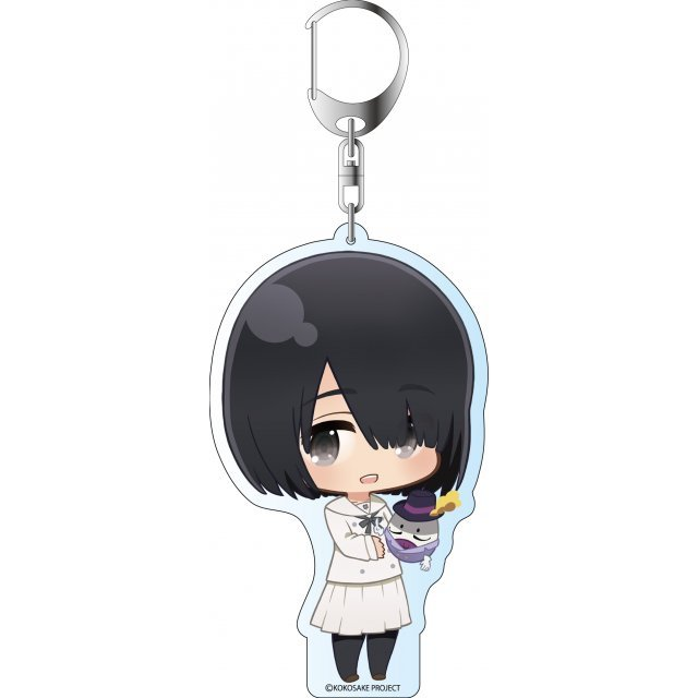 The Anthem of the Heart Deka Keychain: Naruse Jun