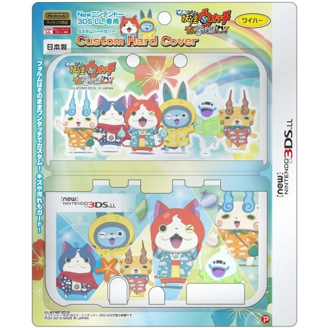 Youkai Watch New 3DS LL Custom Hard Cover (Waiha Version)