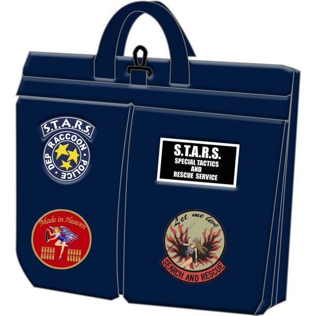 Biohazard Helmet Bag Navy