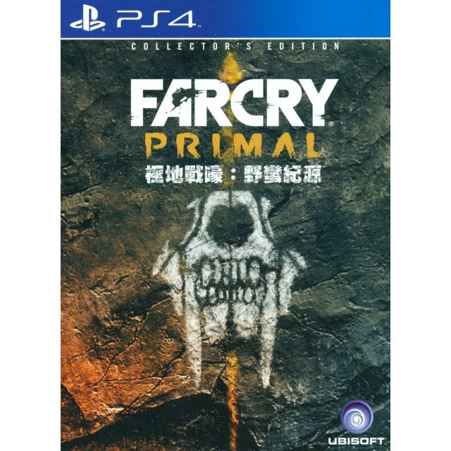 Far Cry Primal [Collector's Edition] (English & Chinese Subs)